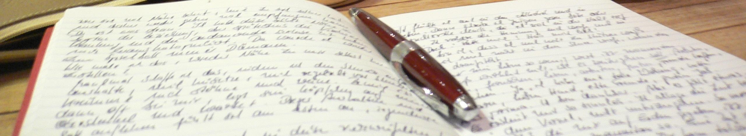 Schreiben in Cafés_Streifen