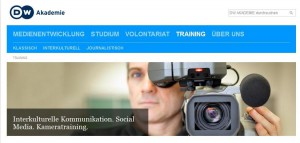 Deutsche Welle-Akademie: Medientraining