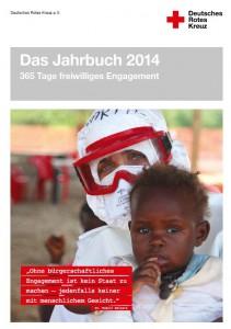 DRK Jahrbuch 2014_Titelbild