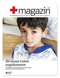 Rotkreuzmagazin_Titelbild aktuelle Ausgabe