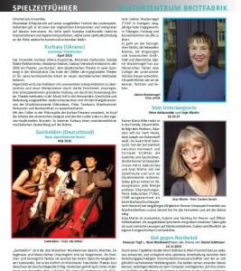 Spielzeitführer der Theatergemeinde Bonn, Seite 90
