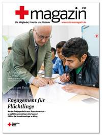 Rotkreuzmagazin 4 2015