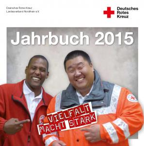 Jahrbuch 2015_Titel_Vielfalt macht stark