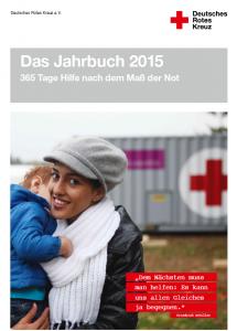 DRK Jahrbuch 2015_Titel